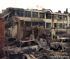 35422 У преступной агрессии НАТО против Югославии нет срока давности