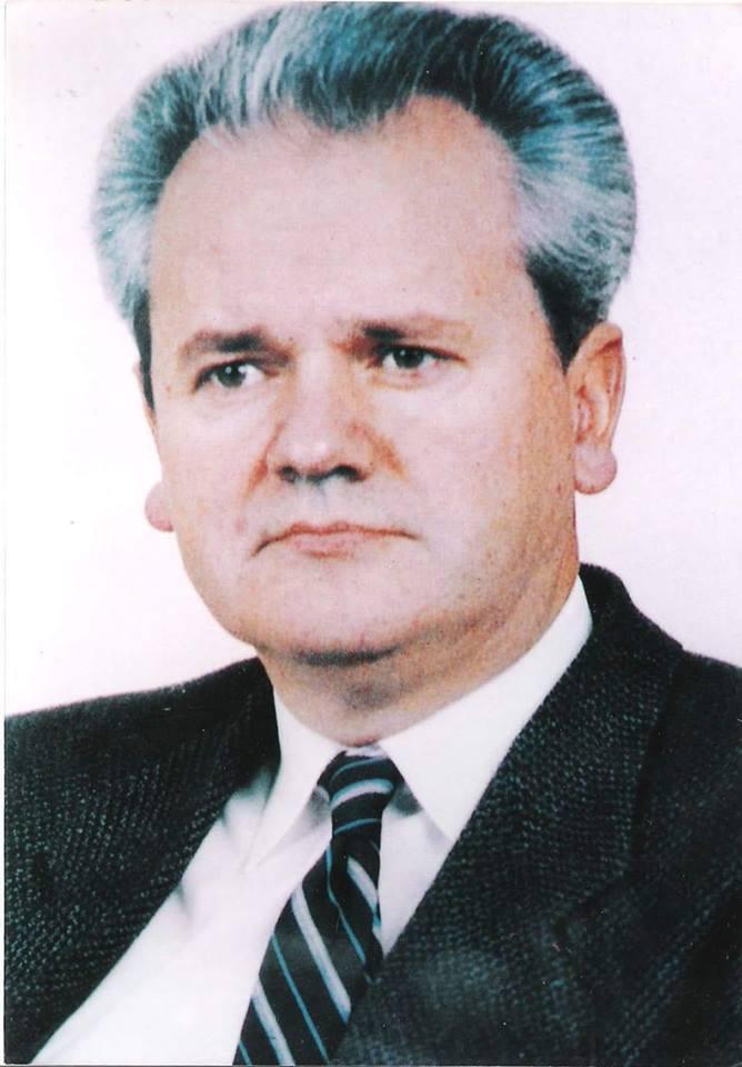 12795418 182693542102505 5092984472315829411 n Избранные фотографии Слободана Милошевича