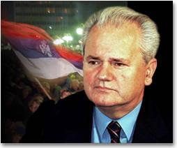 1milosevic Слободан Милошевич – герой не только Югославии, но и России