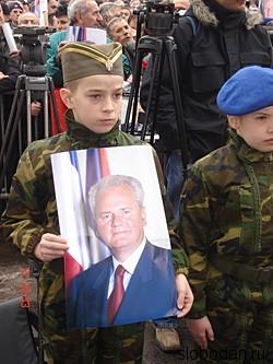98 22 3 Фото: Похороны Слободана Милошевича