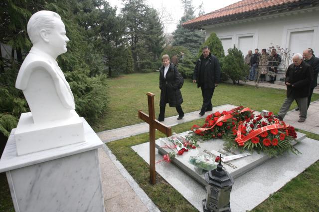 Tan2014 3 11 103636550 2 Мрконич: Милошевич были последним лидером такого масштаба в регионе
