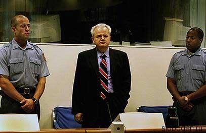 milosh tribunal Слободан Милошевич: защитная речь на на процессе в Гааге