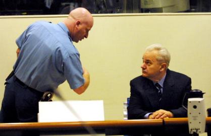 65g Гаага: стремление отмыться от преступления