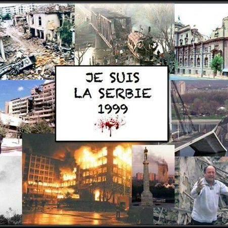 ai VUQKYZIY НАТО и Балканы: как в регионе относятся к блоку спустя 18 лет после бомбардировок